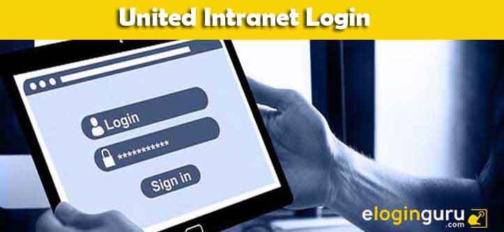 united intranet login